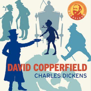 Ekströmform David Copperfieldomslag