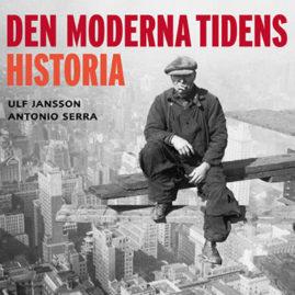 Ekströmform omslag moderna tidens historia